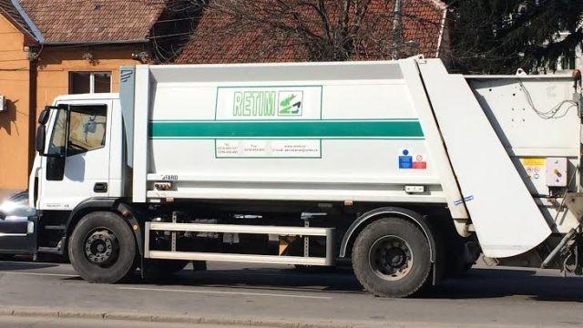 RETIM anunță demararea măsurilor de SANCȚIONARE A NERESPECTĂRII REGULILOR de colectare a deșeurilor