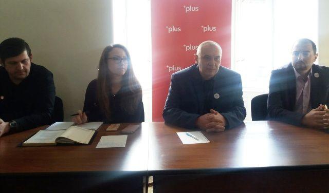PLUS Arad: un nou partid in Arad