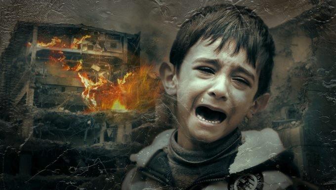 Numărul atacurilor împotriva copiilor în ţările aflate în conflict a crescut de aproape trei ori în ultimul deceniu