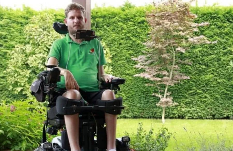 """Mihai Neșu împlinește astăzi 37 de ani. """"Nu vreau nimic pentru mine. Îmi doresc ceva pentru copiii cu dizabilități"""""""