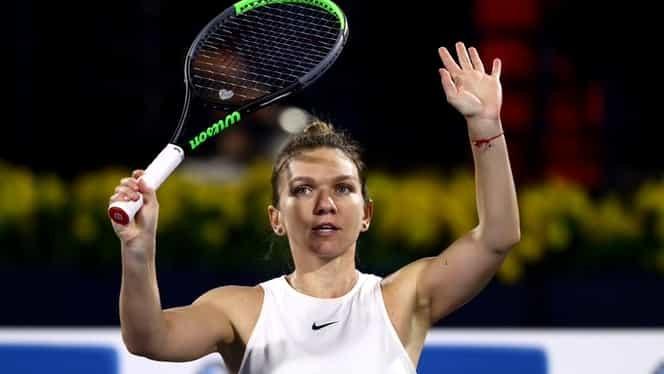 Simona Halep, campioană la Dubai!