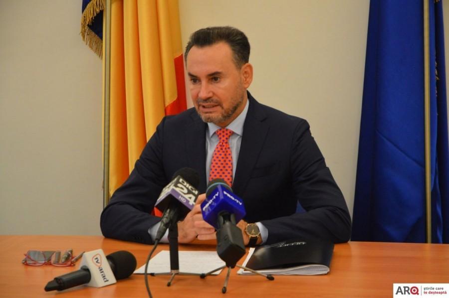 Gheorghe Falcă face un apel la solidaritate și responsabilitate