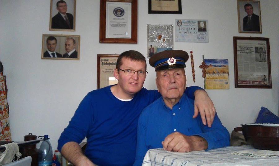 """Amintirile unui sălăjean din război – lagărul """"Iadul Alb"""" Siberia"""