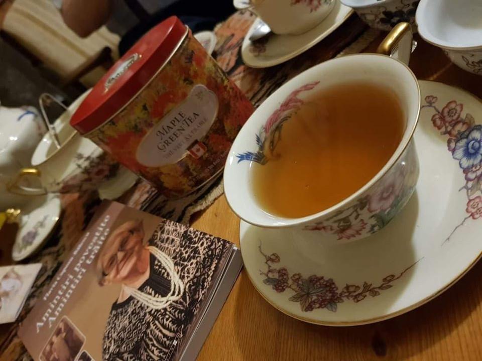 Ziua internaţională a ceaiului