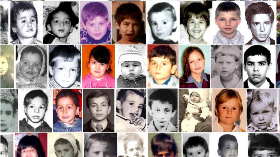 Ziua internaţională a Copiilor dispăruţi