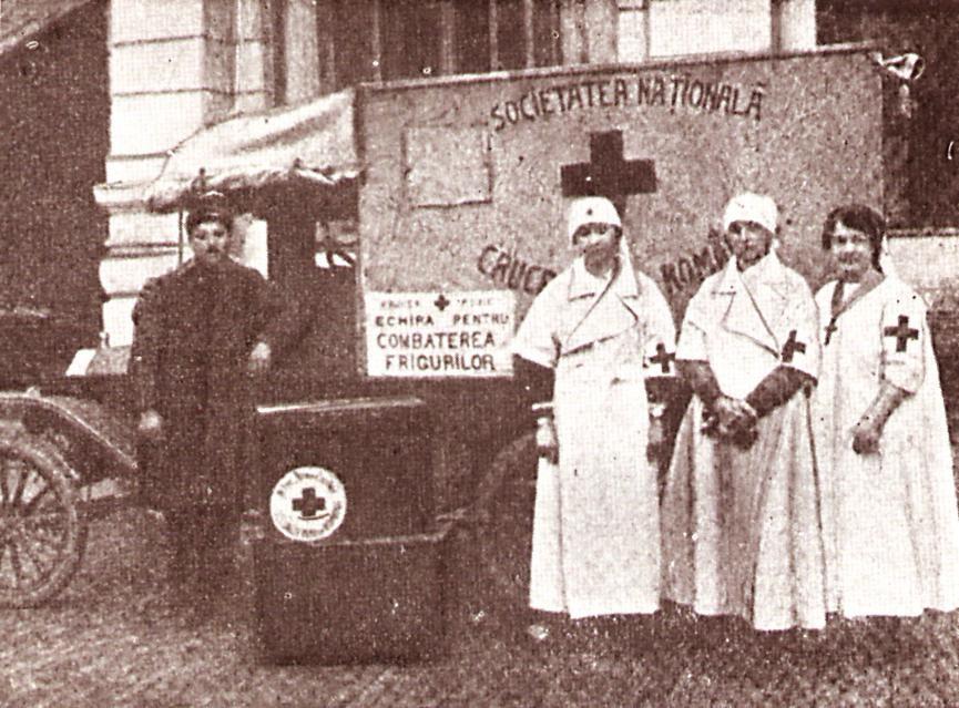 144 de ani de la înființarea Societății Naționale de Cruce Roșie a României