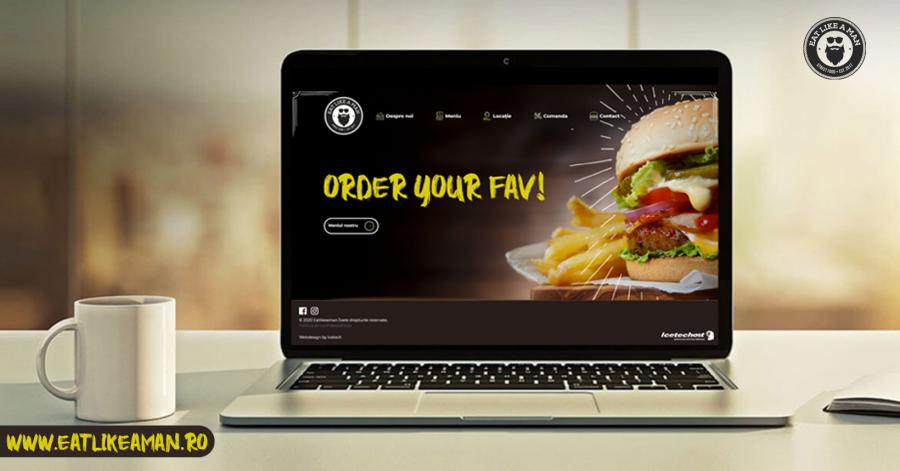 Produsele delicioase Eat Like a Man din Arad s-au lansat pe site!