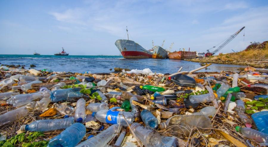 Cantitatea de plastic din oceanele lumii s-ar putea tripla în următorii 20 de ani