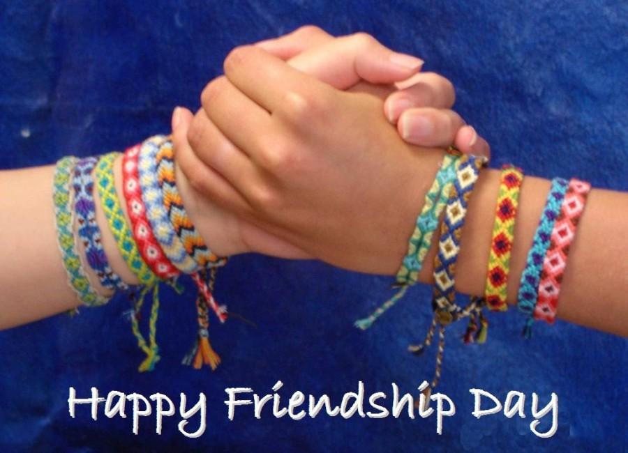 Astăzi este Ziua internaţională a prieteniei