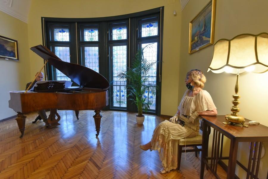 Primul Muzeu Art Nouveau din România a fost inaugurat la Oradea