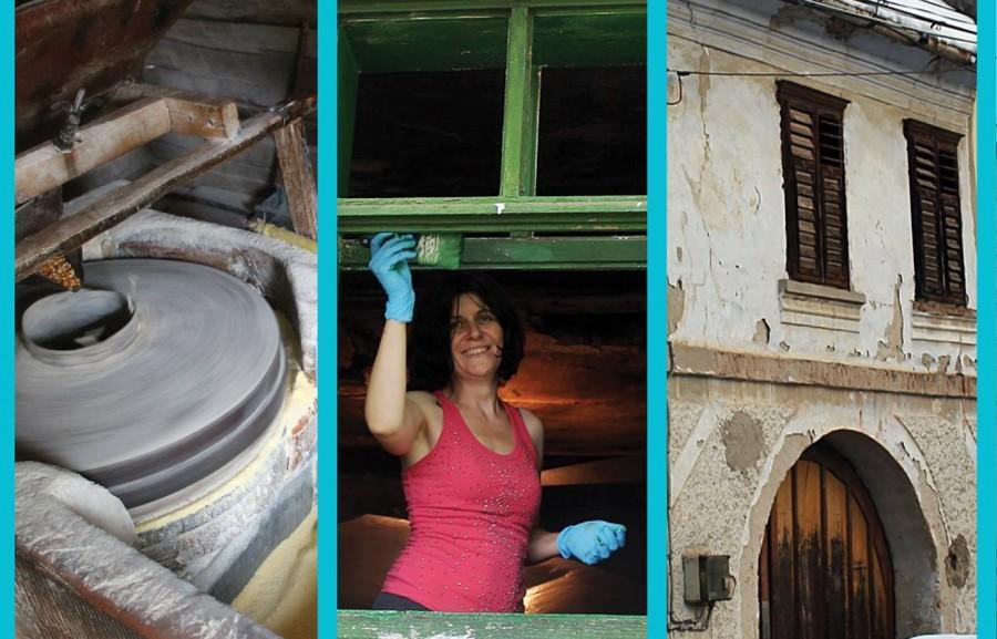 300 de voluntari din toată țara vor repara și zugrăvi 30 de case tradiționale din Banat