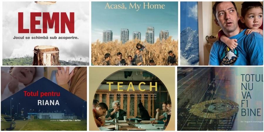 Trei zile cu documentare românești, la a șaptea ediție a Festivalului fARAD