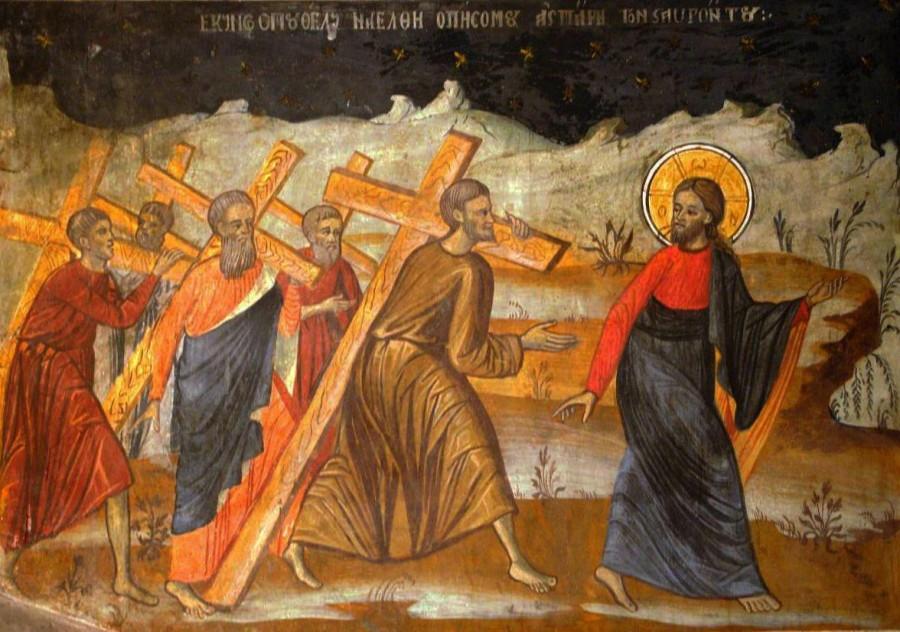 """""""Oricine voieşte să vină după Mine, să se lepede de sine, să-şi ia crucea şi să-Mi urmeze Mie"""" - Tu ți-ai luat Crucea?"""