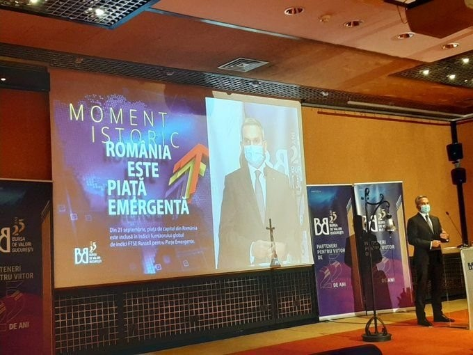 România a devenit piață emergentă; ce înseamnă acest lucru și ce mesaj a transmis președintele Iohannis