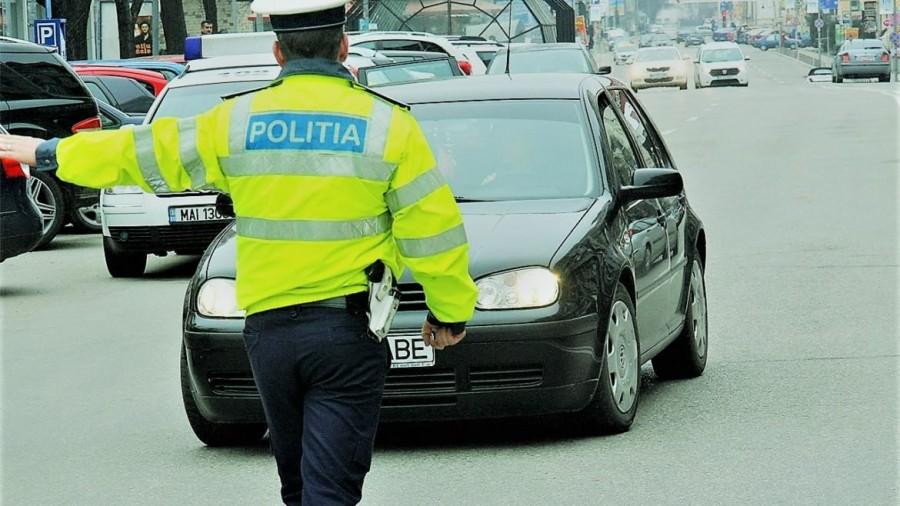 Alcoolemii și alte infracțiuni rutiere,  constatate de polițiștii arădeni la sfârșitul săptămânii trecute