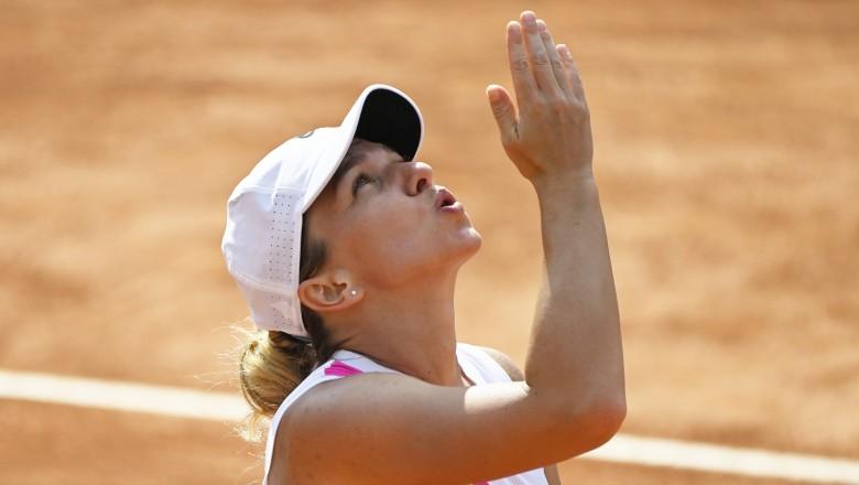 Simona Halep a câştigat turneul de la Roma