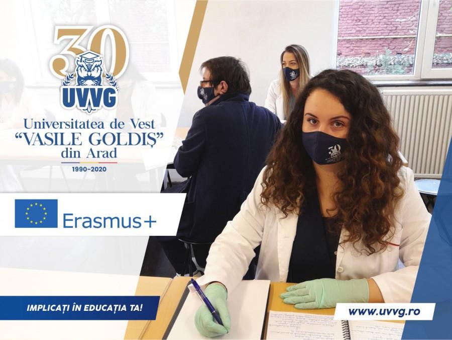 UVVG la Erasmus Goes Digital Thessaloniki 2020