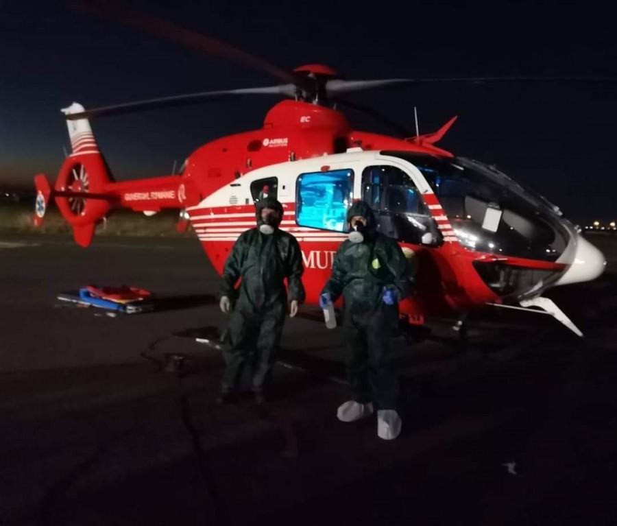 414 misiuni ale pompierilor militari arădeni în săptămâna trecută