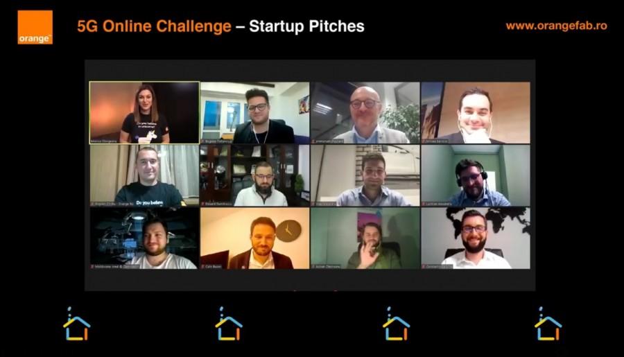 5 startup-uri câștigă 5G Online Challenge și intră în acceleratorul Orange Fab