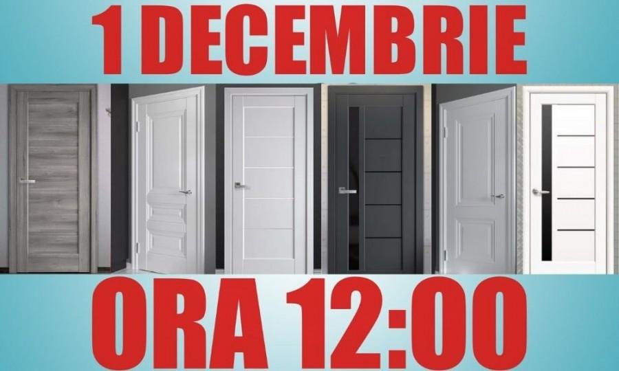 1 Decembrie - Glasspandoor deschide showroom nou in Aradul Nou. Merita să ajungi la deschidere.