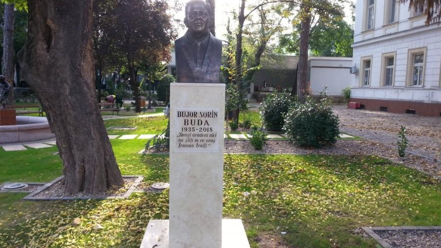 """Parcul """"Bujor Buda"""" integrat în patrimoniul Consiliului Județean"""