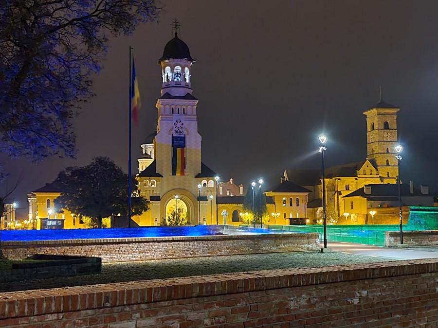 Ziua Națională a României, sărbătorită la Alba Iulia cu efective reduse și fără pubic