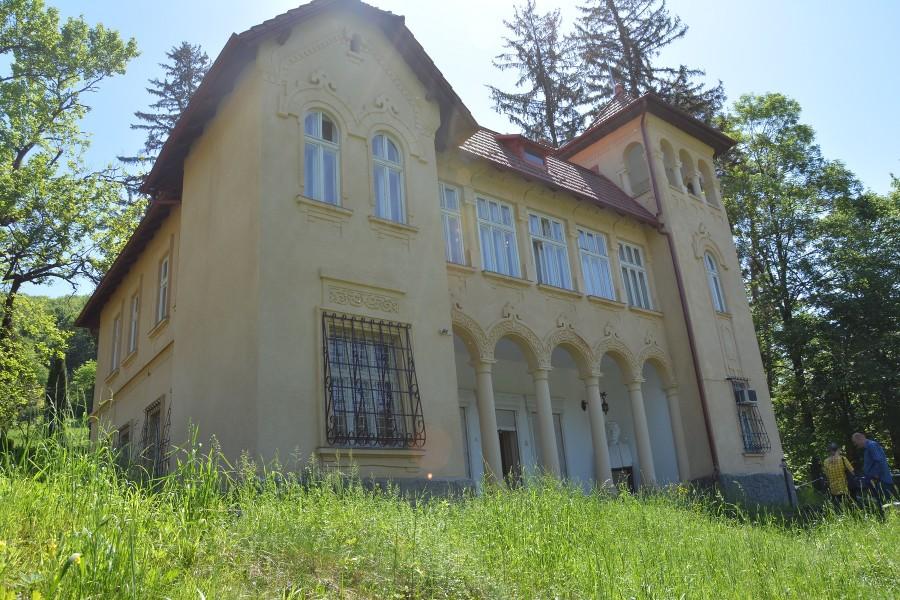 Decizie DEFINITIVĂ a instanței: Castelul și domeniul lui Octavian Goga de la Ciucea rămân în proprietatea Consiliului Județean Cluj Inbox