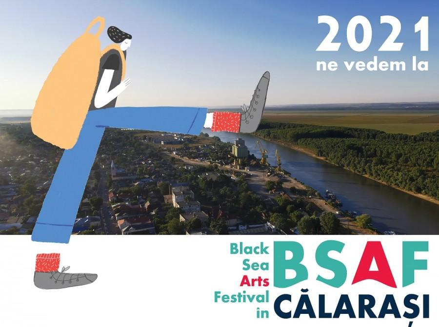 Black Sea Arts Festival, evenimentul care ridică granițe și apropie oameni, va avea loc din 2021 la Călărași
