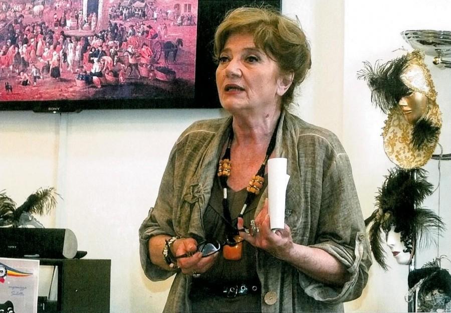 La mulți ani, Cristina Deleanu! Actrița împlinește astăzi 80 de ani