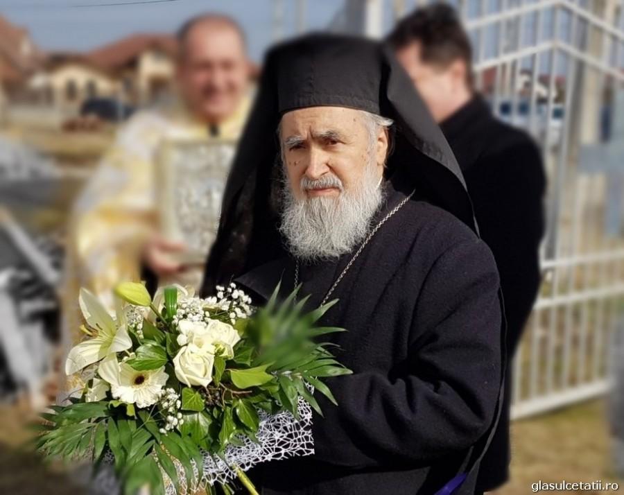 Înaltpreasfințitul Părinte Timotei, Arhiepiscopul Aradului, își serbează astăzi ocrotitorul spiritual