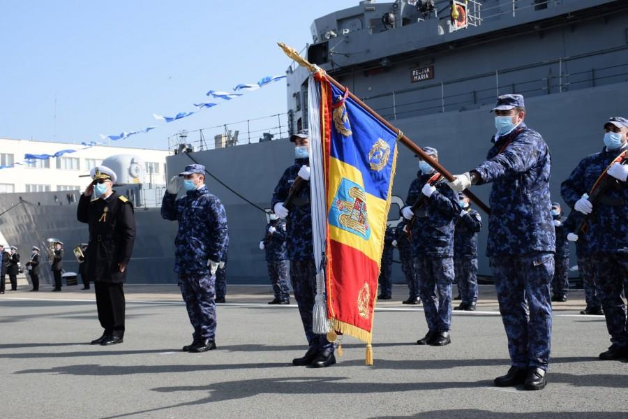 Cea mai complexă structură a Forțelor Navale Române a împlinit 125 de ani