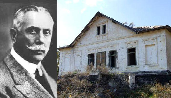Conacul lui Duiliu Zamfirescu, lăsat în paragină, va deveni casă memorială. Familia l-a donat statului