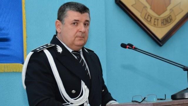 Începând de ieri, fostul șef al IPJ Arad a preluat o nouă funcție la București