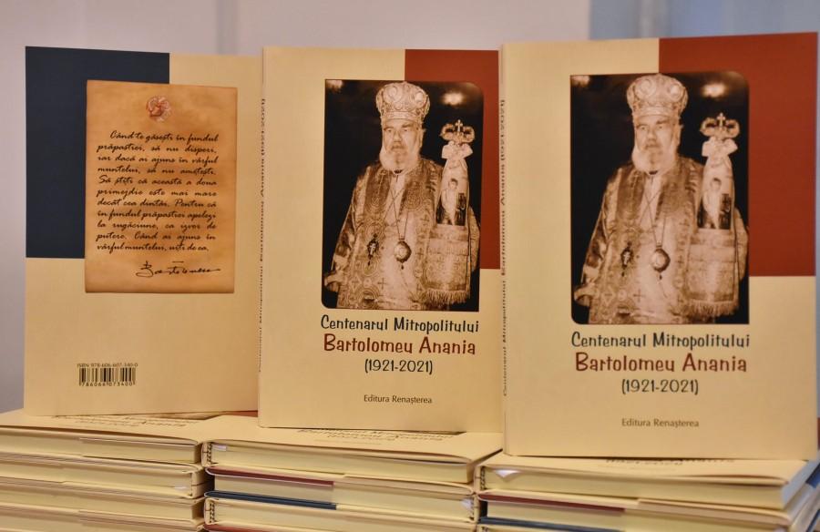 Mitropolitul Bartolomeu Anania, comemorat la 100 de ani de la naștere