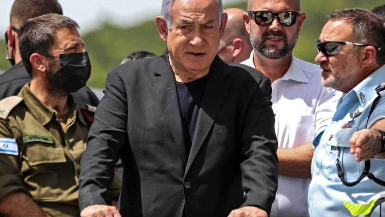 Netanyahu a decretat stare de urgență în orașul Lod, după o revoltă violentă a arabilor israelieni