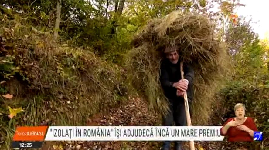 Un documentar românesc a obținut ÎN PREMIERĂ Marele Premiu la Gala Prix CIRCOM