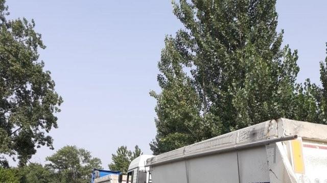 Polițiștii au verificat transportatorii de marfă