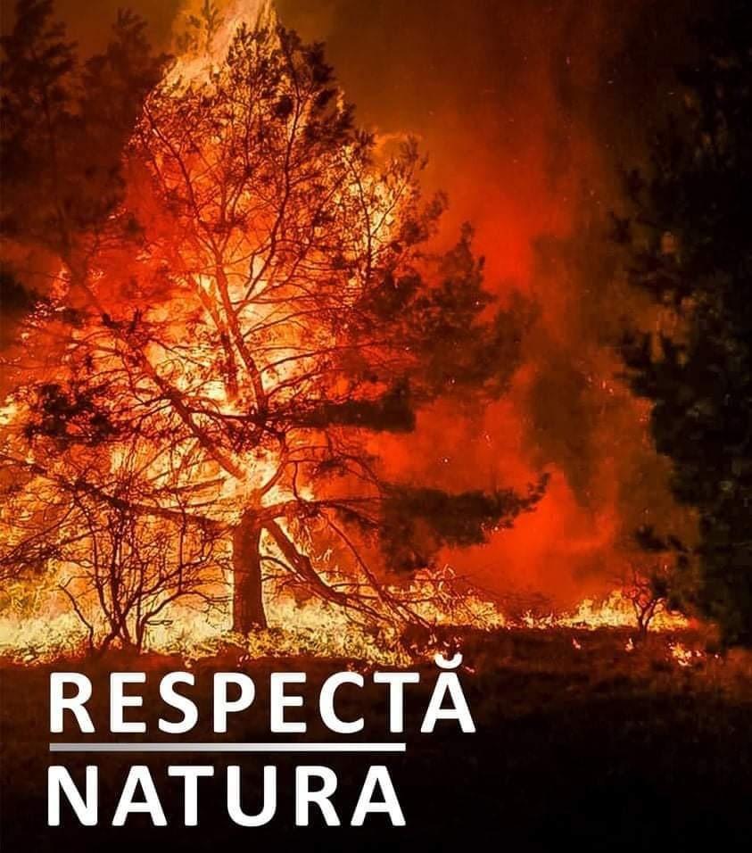 Grecia și Turcia mistuite de incendii de vegetație: ISU îndeamnă cetățenii să respecte măsurile de prevenire a incendiilor