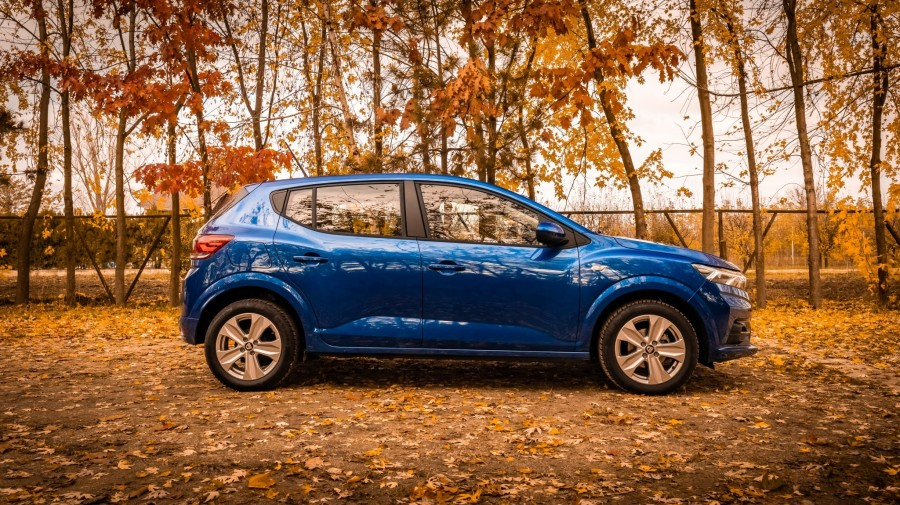 Dacia Sandero a fost cel mai bine vândut model de mașină în Europa, luna trecută