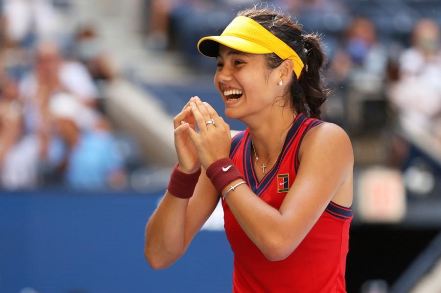 Emma Răducanu a scris istorie la US Open după calificarea în semifinale