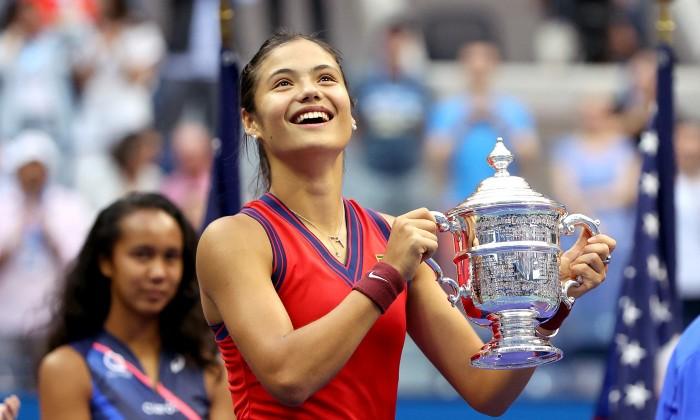 Emma Răducanu a câştigat US Open 2021