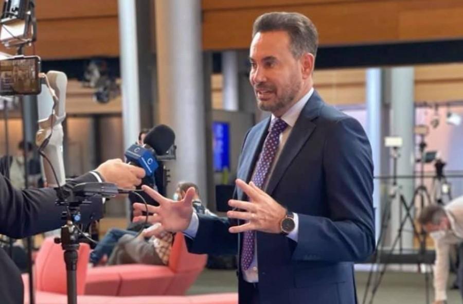 Gheorghe Falcă propune ca Siegfried Mureşan să fie candidatul PPE pentru funcţia de preşedinte al Parlamentului European (VIDEO)