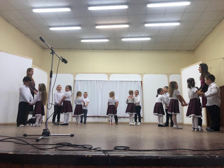 """""""Ziua vârstnicilor"""" în localitatea Micherechi, Ungaria"""